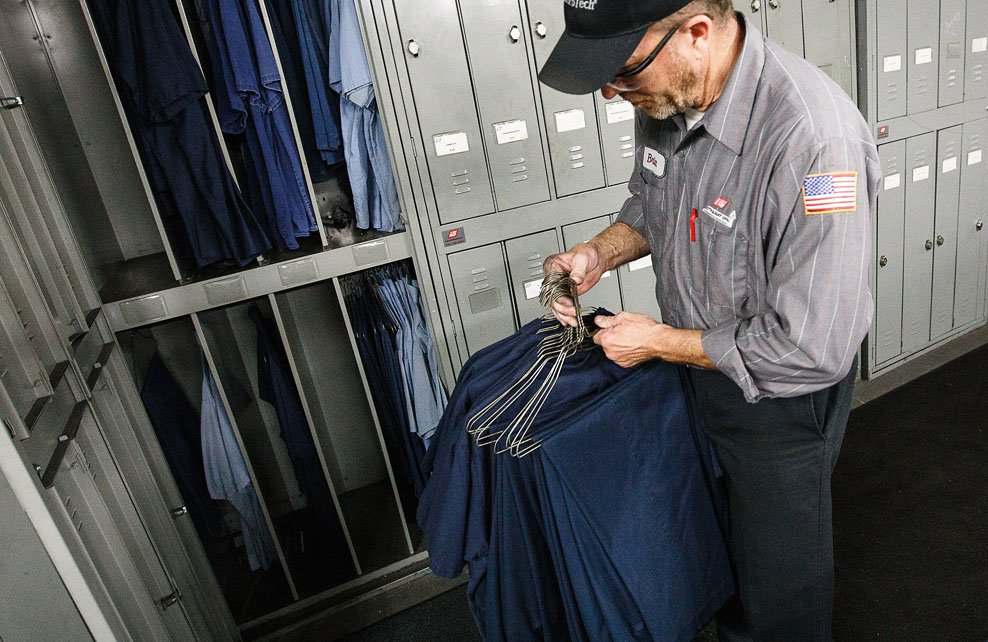 garment rental