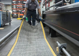 SlipBusters Oil Absorbent Industrial Floor Mat