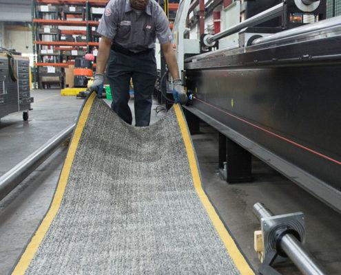 Oil Absorbent Floor Safety Mats Itu Absorbtech