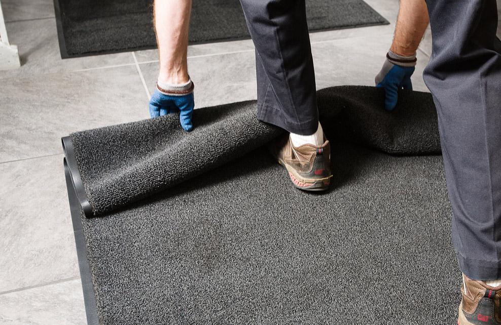 Commercial Walk Mats Floor Mat Rental Program