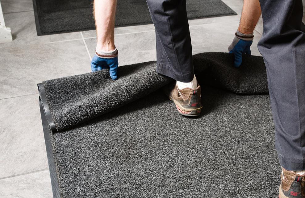 Floor Mat Rental Service Itu Absorbtech