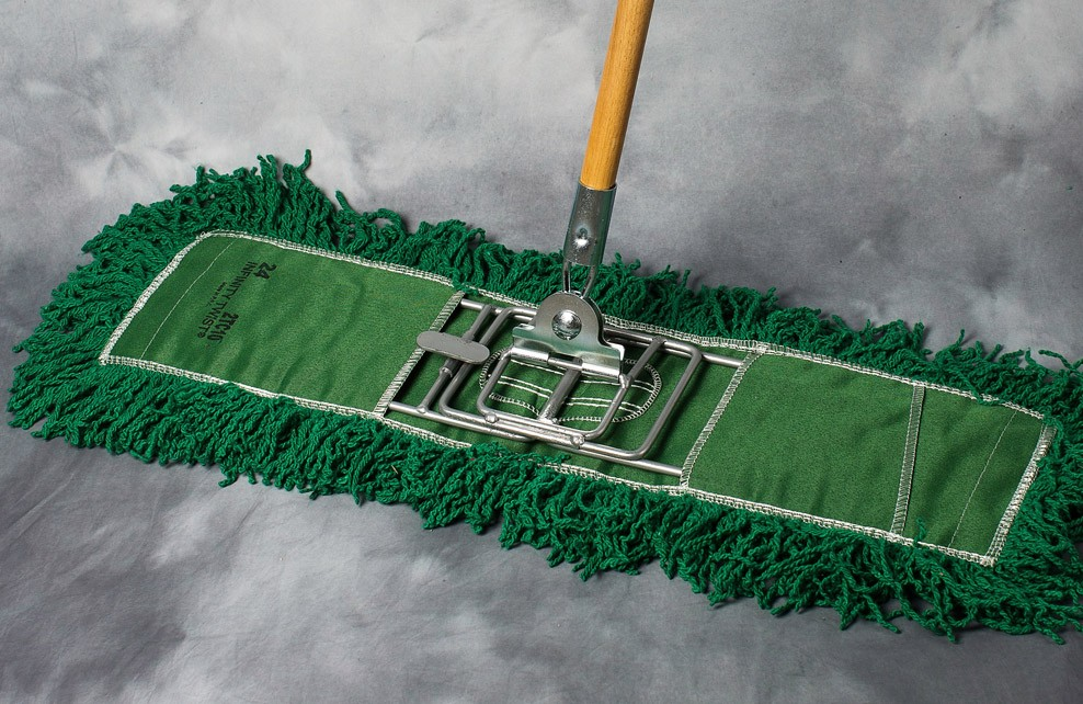 Commercial Dust Mop Rental Program