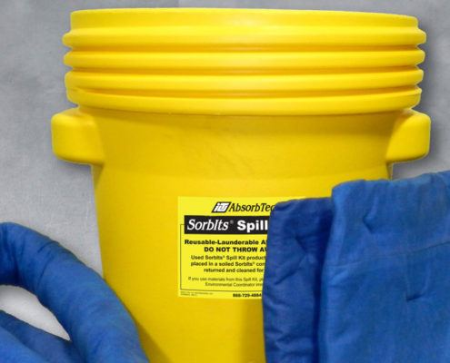 SorbIts® Reusable Oil Spill Kit