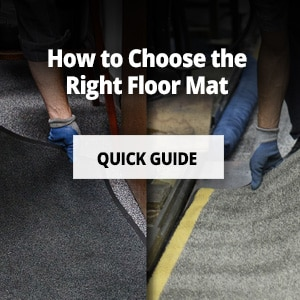 how to choose the right floor mat