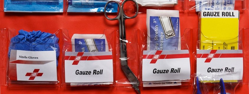 OSHA & ANSI First Aid Kit Requirements (with Compliance